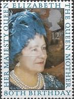 GREAT BRITAIN 1980 80th Birthday Of The Queen Mother - 12p Queen Elizabeth The Queen Mother MNH - 1952-.... (Elisabetta II)