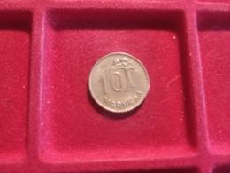 FINLANDIA  10 Pennia 1956 - Finlandia
