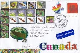 CANADA Letter Cover 1 - Briefe U. Dokumente