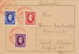 Slovakia, Hlinka, Autoposta Bratislava, 27. VIII. 1939 - Briefe U. Dokumente