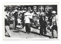 CPMJ3642 INDOCHINE SAIGON LE MARCHE - Viêt-Nam
