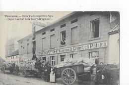 1 Cpa Werchter : Huis Vanleemputten-Nys, Koopman Granen Et Pataten (dépôt Remy-Wygmael) - Autres