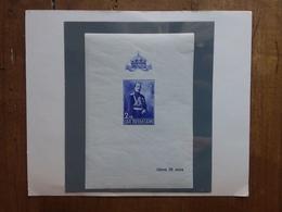 BULGARIA 1937 - Zar Boris III° - BF N. 1 Nuovo ** + Spese Postali - Blocks & Sheetlets