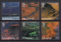 Great Britain MNH Michel Nr 2223/28 From 2004 / Catw 10.00 EUR - Nuovi