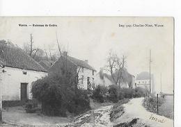 1 Cpa Wavre : Ruisseau De Godru - Wavre