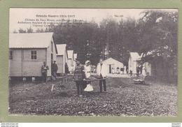 CHATEAU DE FAUX MIROIR Prés  REVIGNY  GUERRE 1914 Ambulance Anglaise .. URGENCY CASES HOSPITAL - Guerre 1914-18