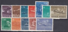 Indonesia 3 Complete Sets From 1964, Transportation, Mint Never Hinged - Zonder Classificatie
