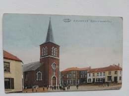 Lot De 4 Cartes Postales De Falisolle (Belgique) - Belgique