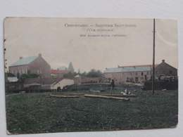 Carte Postale Cerfontaine Belgique  Saboterie Saint-Joseph - Cerfontaine