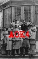 TOURNAI 1915 Kriegslazarett Occupation Allemande Hainaut Hopital Militaire Krankenschwester - Tournai