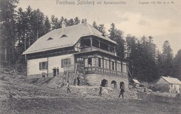 Forsthaus Spitzberg Mit Kaiserpavillon Dagsburg Dabo - Dabo