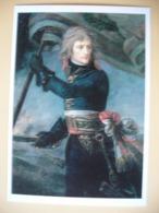 Napoléon Bonaparte Tableau, Antoine-Jean Gros Le Général Bonaparte Au Pont D'arcole - Historische Persönlichkeiten
