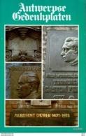 Antwerpse Gedenkplaten - Piet Schepens - Geschiedenis