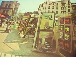 USA NEW YORK. GREENWICH VILLAGE OUTDOOR ART EXHIBIT  VB1973 HJ3347 - Greenwich Village
