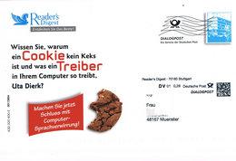 Deutschland Dialogpost - Readers Digest - Computer, Treiber - Covers & Documents