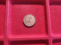 FINLANDIA 1 Pennia 1967 - Finlandia