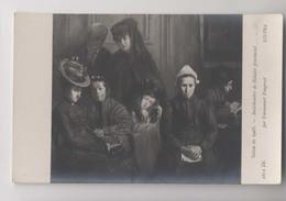 ANTICHAMBRE De NOTAIRE PROVINCIAL - Salon De Paris 1908 Emmanuel Fougerat - Métier Notaire - Paintings