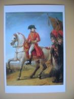 Napoléon Bonaparte Tableau, Antoine-Jean Gros, Le Premier Consul Décernant Un Sabre D'honneur - Historische Persönlichkeiten