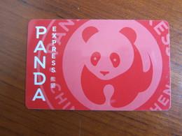 Panda Express Gift Card - Cartes Cadeaux
