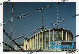 ELSBERG - Europe 1 - Station Radio Broadcast Television - BCL QSL - Radioamatori - Switzerland Swisse Svizzera - Carte QSL