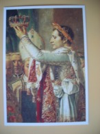Louis David, Sacre De L'empereur Napoléon 1er Et Couronnement De L'impératrice Joséphine Cathédrale Notre-Dame De Paris - Historische Persönlichkeiten