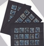 MEDAILLON 20 Centimes : LOT TIMBRES SECOND CHOIX - 1849-1865 Medaillen (Sonstige)