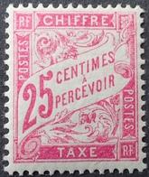 R1615/1520 - 1893-1935 - TIMBRE-TAXE - N°32 NEUF* - 1859-1955 Nuovi