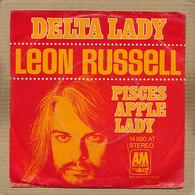 "7"" Single, Leon Russell - Delta Lady - Disco, Pop"