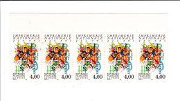 1991 - 2694 - Concours Lépine - Blocs De 5 - Neuf - France