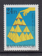 Hungary MNH Michel Nr 4395 From 1996 / Catw 0.60 EUR - Hungary