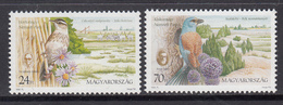 Hungary MNH Michel Nr 4516/17 From 1998 / Catw 1.50 EUR - Hungary