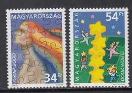 Hungary MNH Michel Nr 4596/97 From 2000 / Catw 4.50 EUR - Hungary