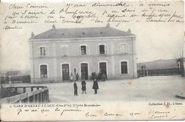 ARNAY LE DUC La Gare - Arnay Le Duc