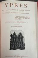 Ypres, Ieper, Guide Illustré 78 Pages. - Livres Anciens