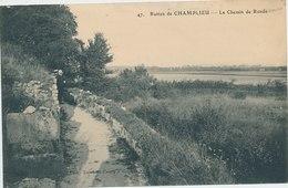 ORROUY -60- Ruines De Champlieu, Le Chemin De Ronde - Other Municipalities