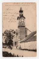 - CPA FONTAINE-LA-GUYON (28) - Bureau De Poste 1904 (avec Personnages) - Edition PAUVERT - - Francia
