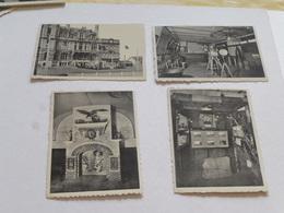 ZEEBRUGE - Zeebrugge  Museum. Série 12 Cartes . - Zeebrugge