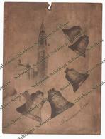 1949 VEROLAVECCHIA Inaugurazione Nuove Campane Sostituzione Requisite In Epoca Fascista - Ww2 2gm Guerra Brescia - Bell - Luoghi