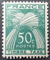 R1615/1531 - 1946/1955 - TIMBRE-TAXE - LUXE - N°80 NEUF** - 1859-1955 Mint/hinged