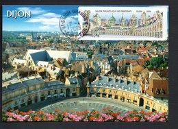 CARTE MAXIMUM -- SALON PHILATELIQUE  DIJON  2006  --LISA  0,53 - Maximum Cards
