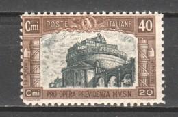Italy 1926 Mi 249 MLH - Nuevos