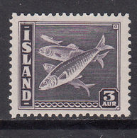 Iceland MNH Michel Nr 209 From 1939 / Catw 1.00 EUR - Unused Stamps