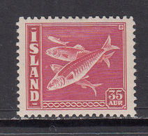 Iceland MNH Michel Nr 227 From 1943 / Catw 2.00 EUR - Unused Stamps