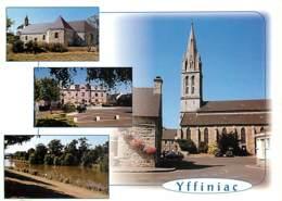 22 - Yffiniac - Multivues - Voir Scans Recto-Verso - Francia