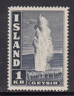 Iceland MNH Michel Nr 239 From 1945 / Catw 6.00 EUR - 1944-... Republic