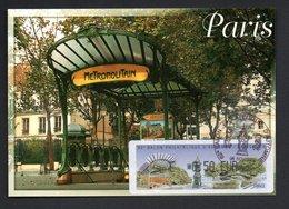 CARTE MAXIMUM -- SALON PHILATELIQUE Du TIMBRE  PARIS  2008  --LISA  0,50 - Maximum Cards