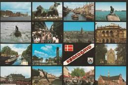 POSTAL DE DINAMARCA. COPENHAGEN. 2000-88. (741). - Dinamarca