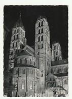 Tournai Photo Carte La Cathedrale Illumination De Son Et Lumière Doornik - Tournai