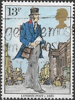 GREAT BRITAIN 1979 Death Centenary Of Sir Rowland Hill - 13p - London Postman, C. 1839 AVU - 1952-.... (Elisabetta II)