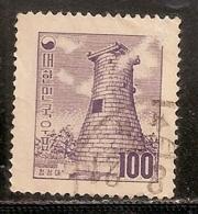 COREE OBLITERE - Corée (...-1945)
